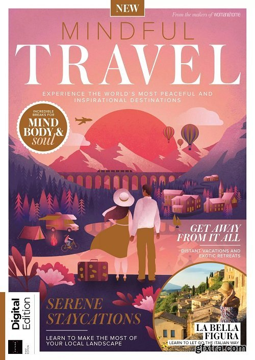 Mindful Travel - First Edition 2021