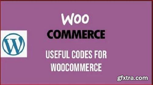 WooCommerce: Useful codes and tips for eCommerce websites (WordPress using WooCommerce)