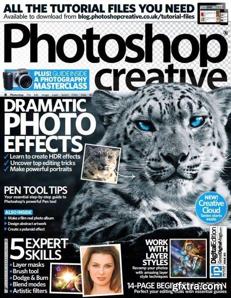 Photoshop Creative - Issue 103 - Dramatic Photo Effects