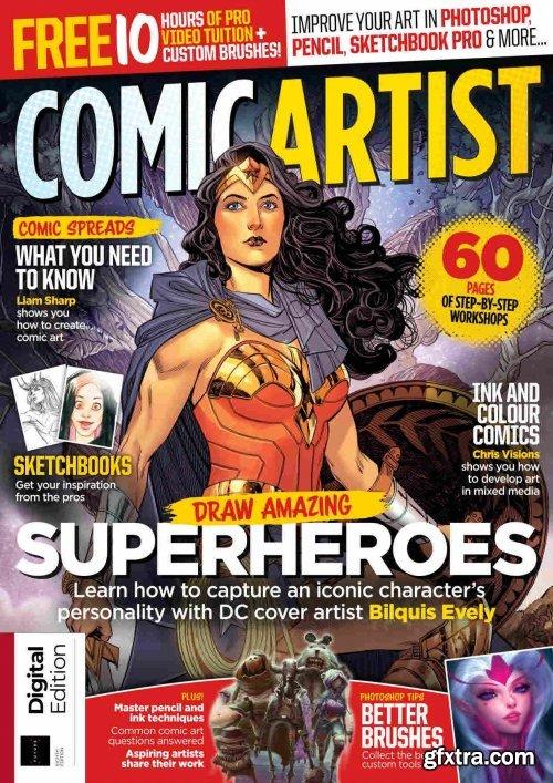 Comic Artist - Eight Edition 2020