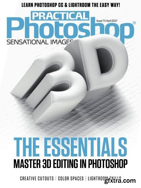 Practical Photoshop - Issue 73