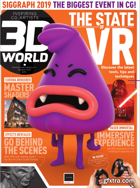 3D World UK - Issue 251