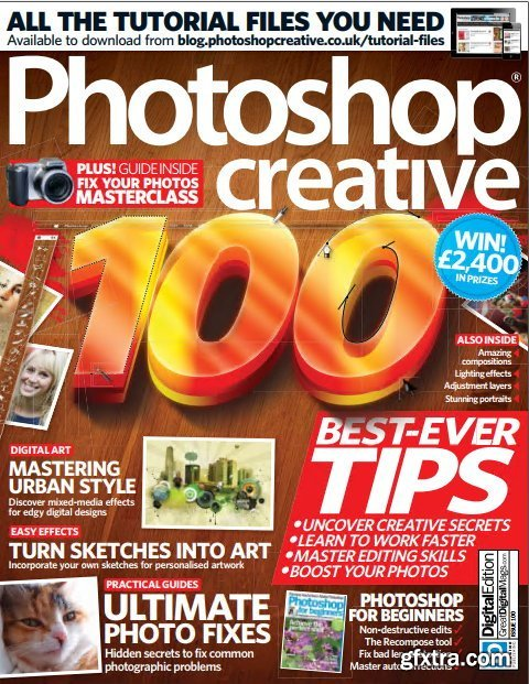 Photoshop Creative - Issue 100 - Best-ever Tips