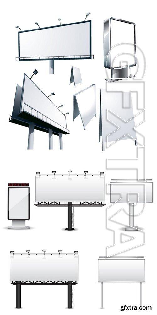 Advertising billboard 1