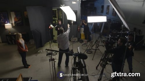 Shane Hurlbut – How to use Bounce Light
