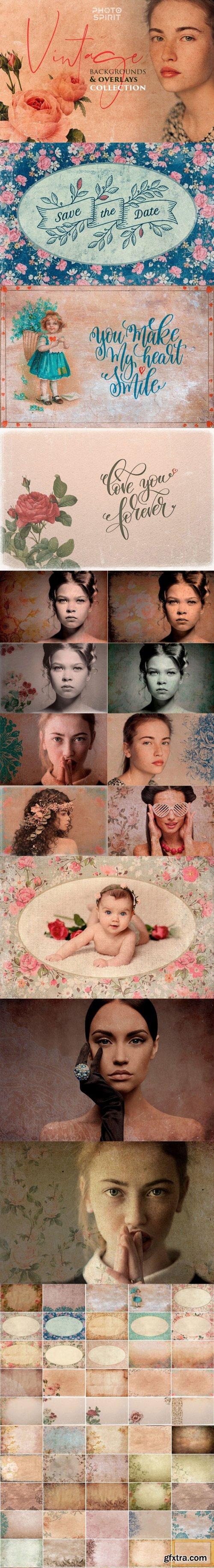 CreativeMarket - PHOTO OVERLAYS BUNDLE 1984667 UPDATE 02-05-2021!