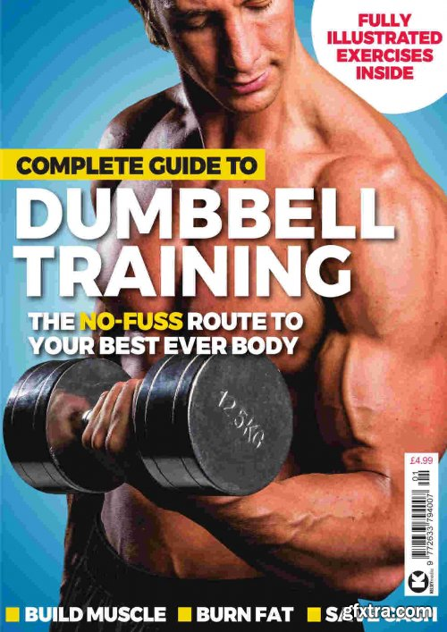 Men's Fitness Guide Complete Guide to Dumbbell training