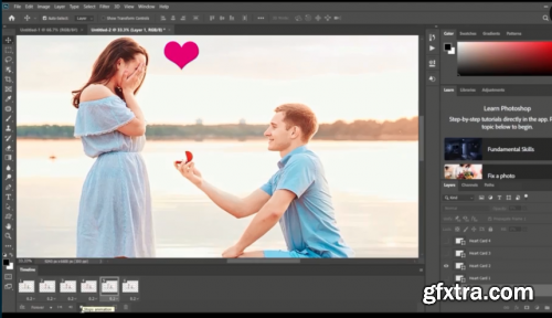 Adobe Photoshop training 2021 : From beginning to pro level