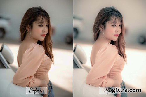 CreativeMarket - 7 Pro Korean Desktop & Mobile Lightroom 5978295