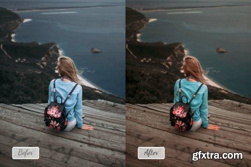 CreativeMarket - 07 Pro Adventure Photoshop Actions, ACR, LUT Presets