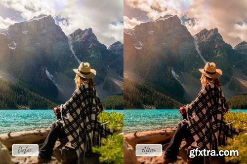 CreativeMarket - 7 Pro Adventure Desktop And Mobile Lightroom Presets