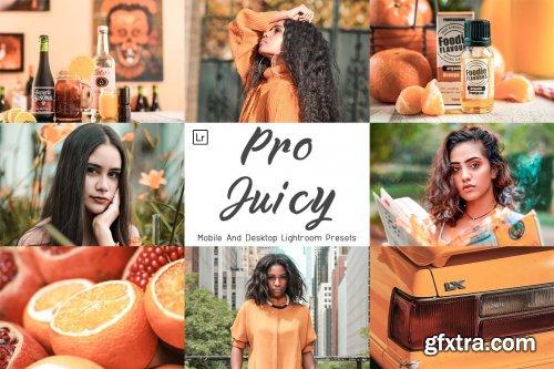CreativeMarket - 10 Pro Juicy Mobile & Lightroom 6089953