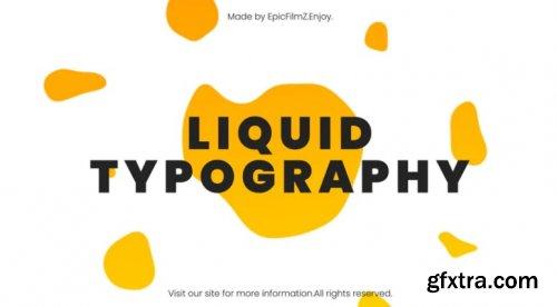 Fresh Liquid Typography 479114