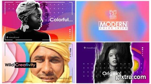 Modern Color Intro 483300