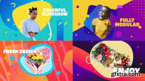 Smooth Colorful Slideshow 753596