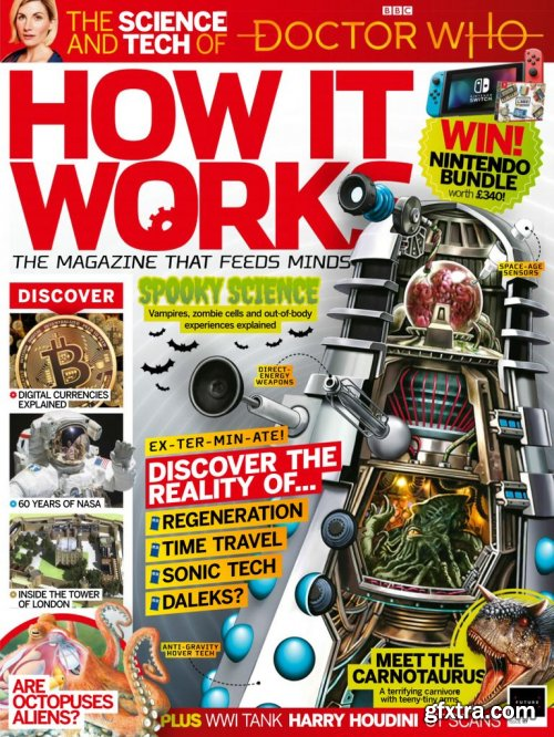 How It Works - Issue 117