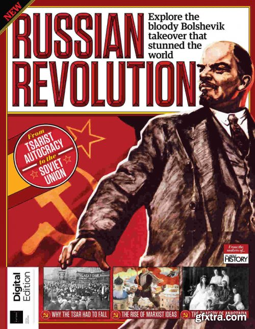 All About History: Book of the Russian Revolution -5th Edition, 2021