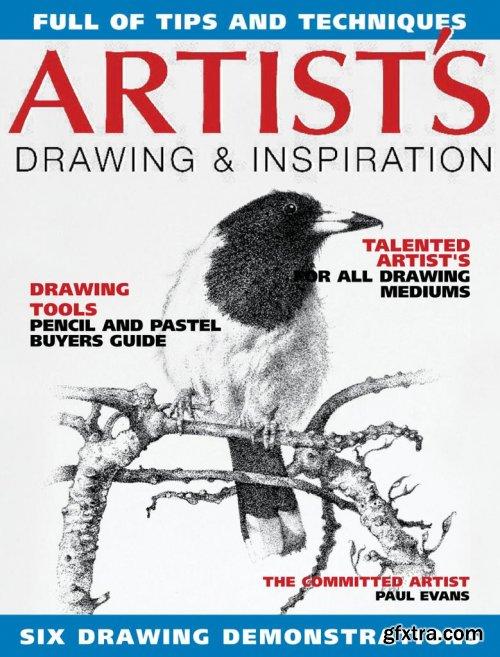 Artists Drawing & Inspiration - May 2021