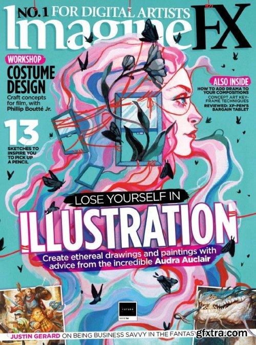 ImagineFX - Issue 193