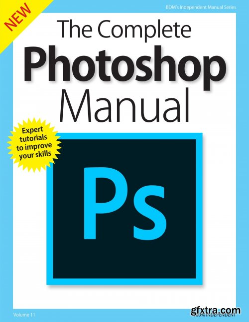BDM's Series: The Complete Photoshop Manual - Volume 11
