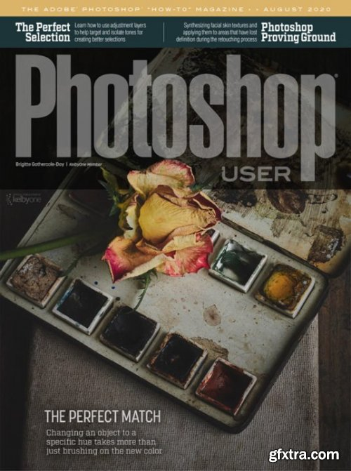 Photoshop User - August 2020