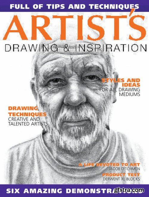 Artists Drawing & Inspiration - Issue 36, 2020