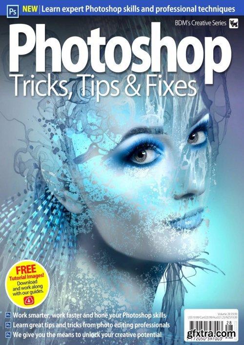 Photoshop Tips, Tricks & Fixes - Vol.28