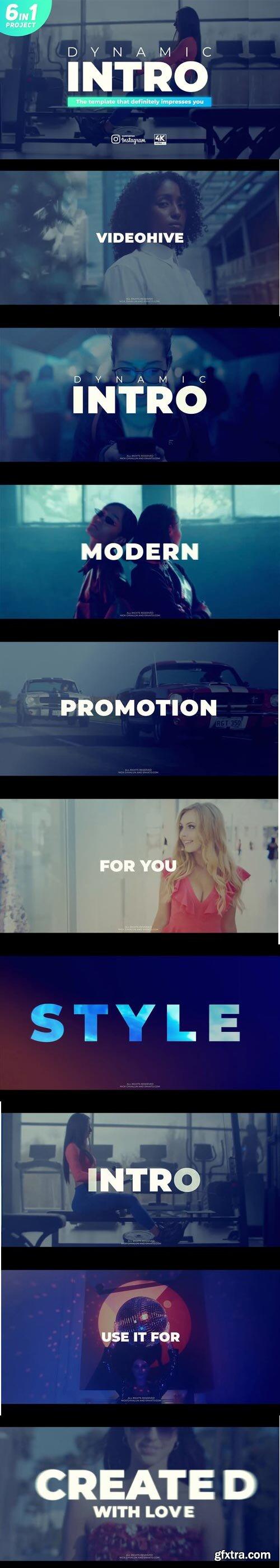 Videohive - Intro Slideshow - 29442511