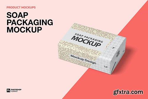 Soap Packaging - Mockup