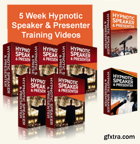Igor Ledochowski - How To Be Hypnotic Speaker & Presenter