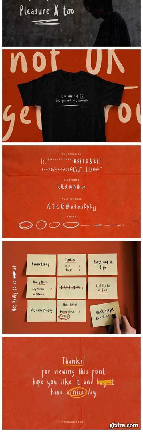 Rhinestone Font