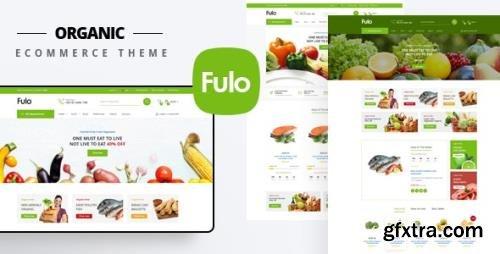 ThemeForest - Fulo v1.0 - Organic & Food Responsive Prestashop Theme - 32553564