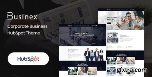ThemeForest - Businex v1.0.0 - Corporate HubSpot Theme - 32489169