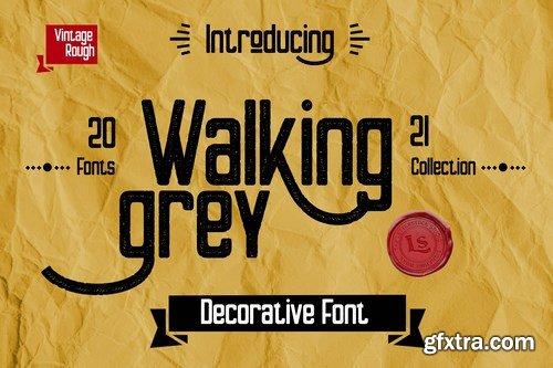CM - Walking Grey 6223939