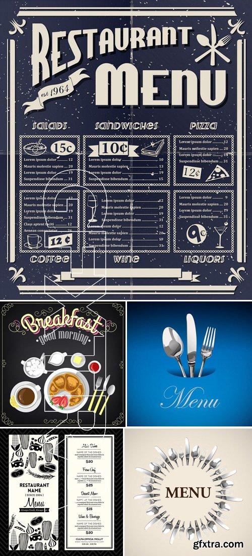 Menu design for your restaurant 5