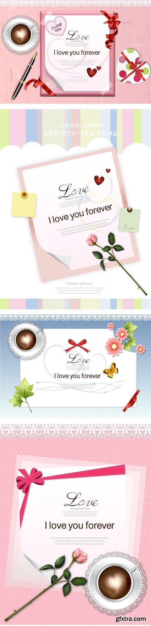 Romantic and love theme 1
