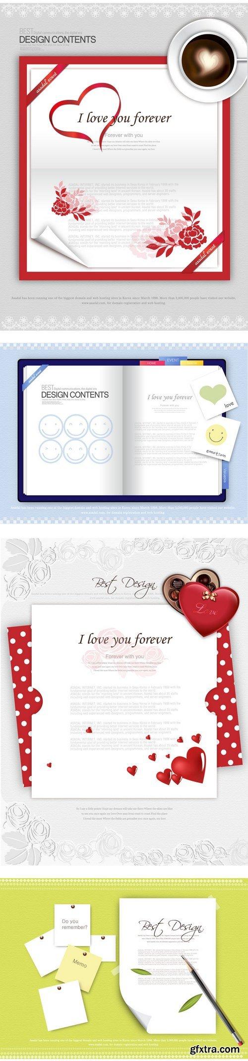 Romantic and love theme 2