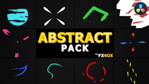 Videohive - Flash FX Abstract Elements | DaVinci Resolve - 32635356 - 32635356