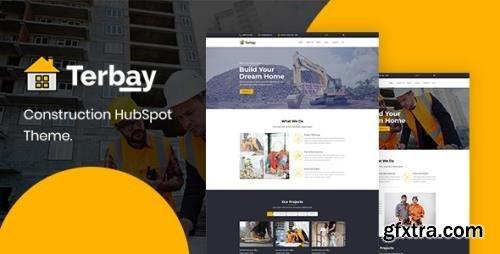 ThemeForest - Terbay v1.0 - Construction HubSpot Theme - 32589099