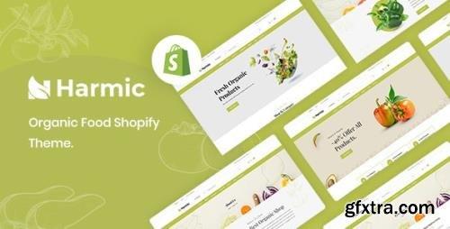ThemeForest - Harmic v1.1.1 - Organic Food Shopify Theme - 32536014
