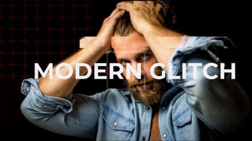 Videohive - Modern Glitch Promo - 32647919 - 32647919