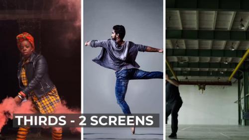 Videohive - Split Screens Kit - 32657714 - 32657714