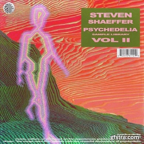 Steven Shaeffer Psychedelia Vol 2 WAV