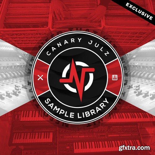 Canary Julz Sample Library Vol 1 (Compositions And Stems) WAV