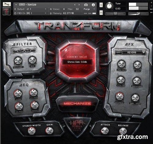 Hidden Path Audio Tranzform KONTAKT