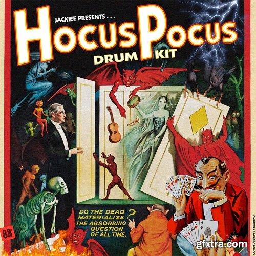 prodbyjackiee Hocus Pocus (Drum Kit) WAV MiDi FL STUDiO