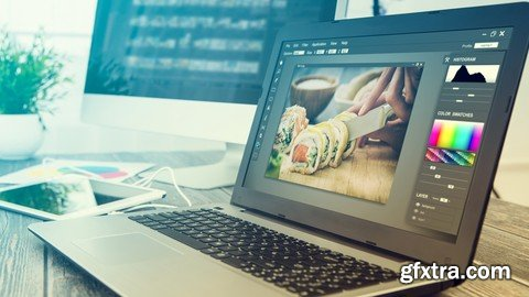 Adobe Photoshop 2021 - Photo Editing
