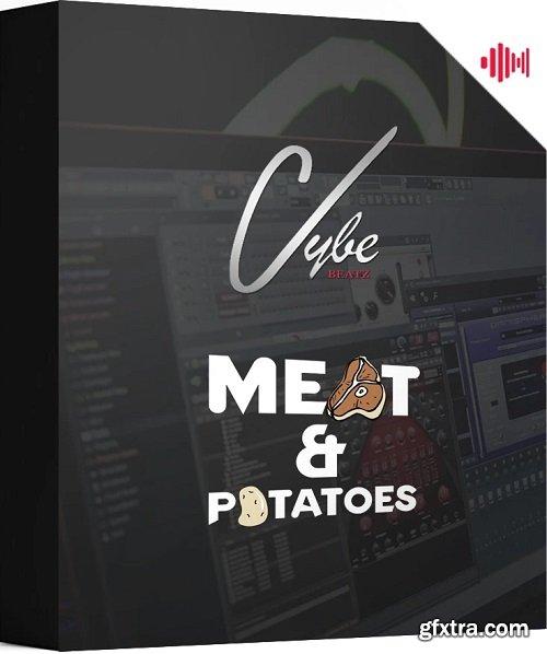 SoundMajorz Vybe Meat & Potatoes (Drum Kit) WAV