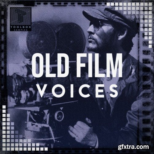 Toolbox Samples Old Film Voices WAV