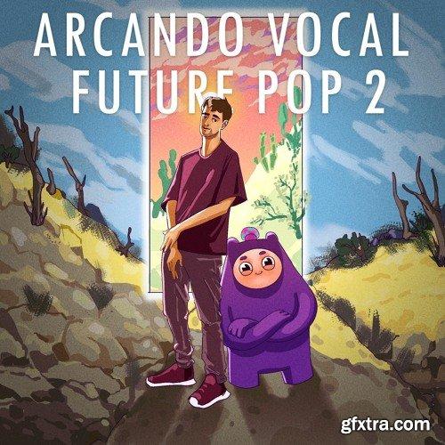 Dropgun Samples ARCANDO Vocal Future Pop 2 MULTiFORMAT